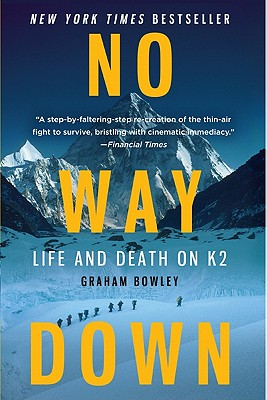No Way Down By Bowley, Graham